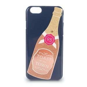 NWT Kate Spade champagne bottle iPhone 6 case